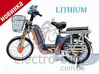 Электровелосипед BL- XL12 LITHIUM - 60V 500W, фото 1