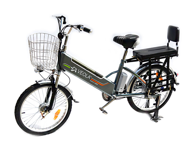 Электровелосипед BL- FB 60 вольт 350 Вт