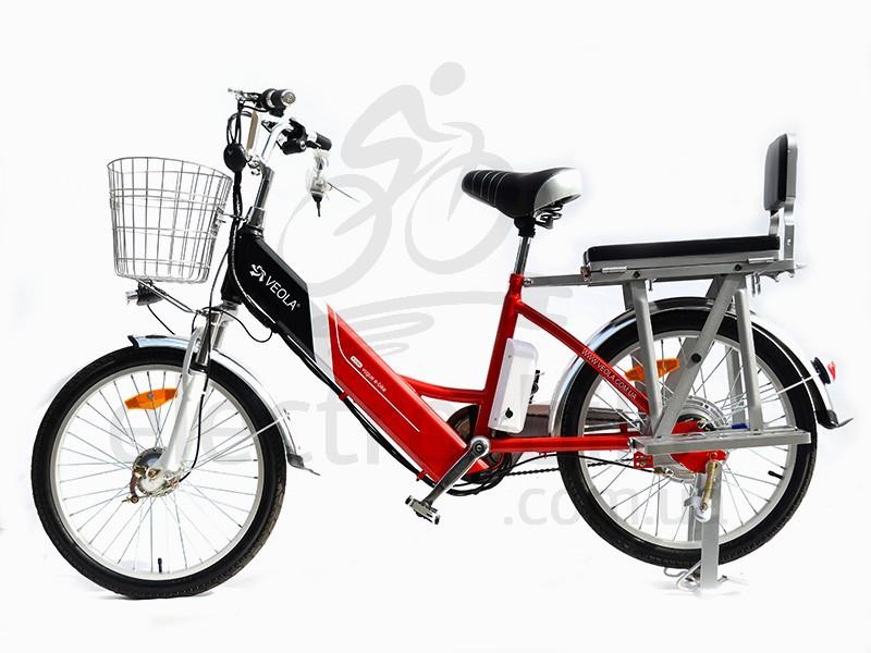 Электровелосипед BL- ZL10 (350W/60V литиевый аккумулятор 10Ah)