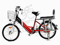 Электровелосипед BL- ZL10 (350W/60V литиевый аккумулятор 10Ah), фото 1