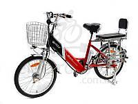 Электровелосипед BL- ZL12 (350W/60V литиевый аккумулятор 12Ah), фото 1