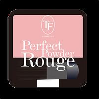 Румяна Triumf PERFECT POWDER ROUGE Тон 01 Розовые лепестки