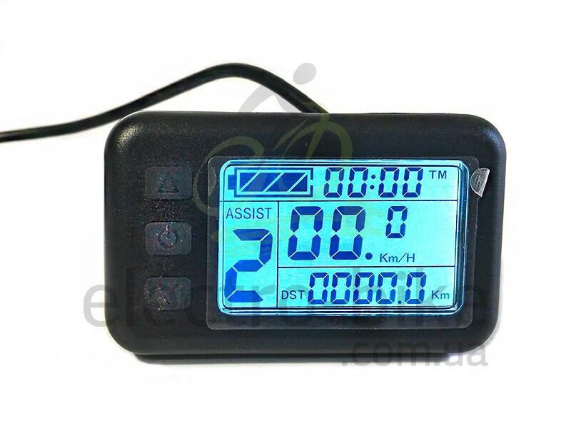 Дисплей LCD-1  48;36 Вольт
