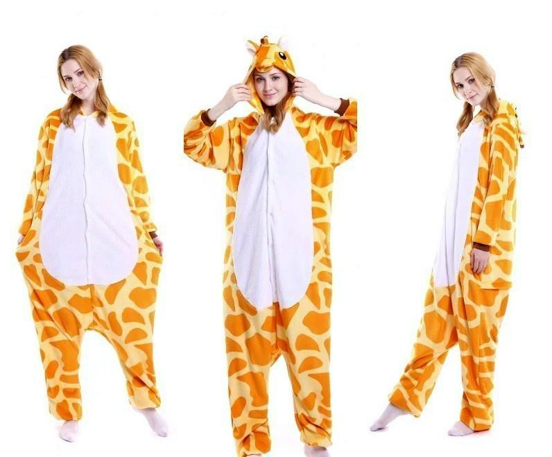 Кигуруми Жираф (рост 145-190см)