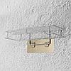 Нержавеющая сталь Ванная комната Кухонная полка для хранения кухонной стойки Корзина для мусора без ржавчины Caddy Tidy - 1TopShop, фото 4