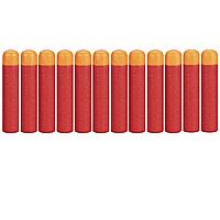 Набор из 12 стрел (мягкие пули) для игрушечного оружия Nerf Mega (Мега)