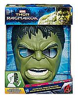 """Маска Халка с механической функцией из к/ф """"Тор: Рагнарёк"""" 2017 - Hulk Out Mask, Ragnarok 2017, Marvel, Hasbro, фото 1"""