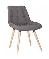 Обеденный стул Nicole (Николь) wood antr (BOX-2) ECO NS