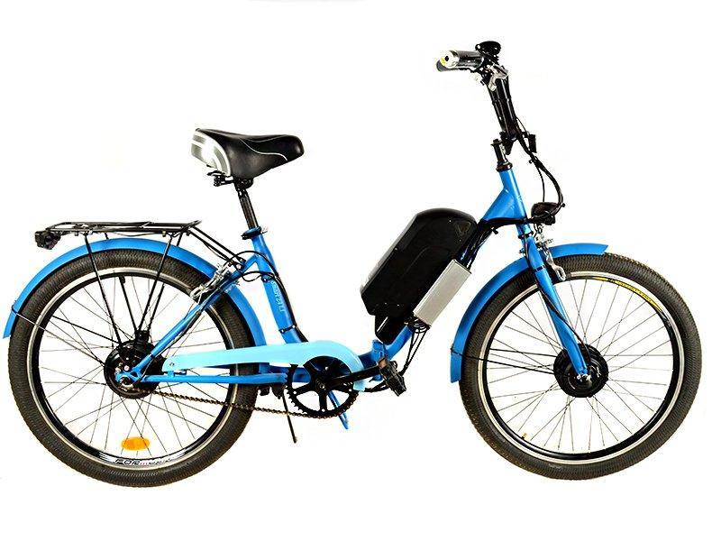 Электровелосипед SMART24-FX07-XF08 700В LCD