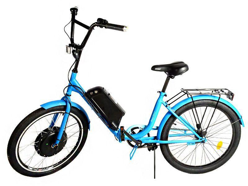 Электровелосипед SMART24-FX48 500Вт