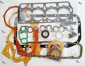 Комплект прокладок двигуна TOYOTA 4P (041117800271) 04111-78002-71