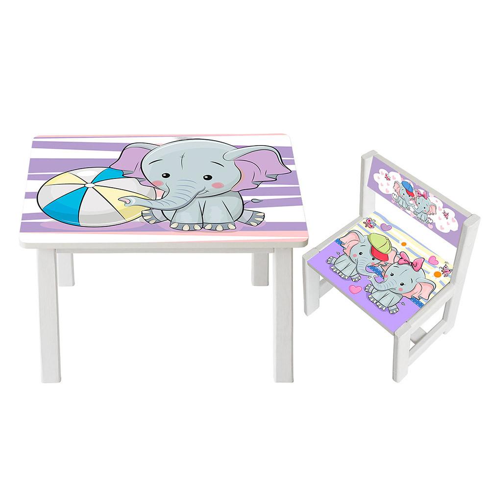 Стол BSM1-05 слоник BAMBI