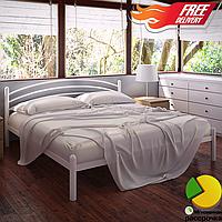 Металлическая кровать Маранта