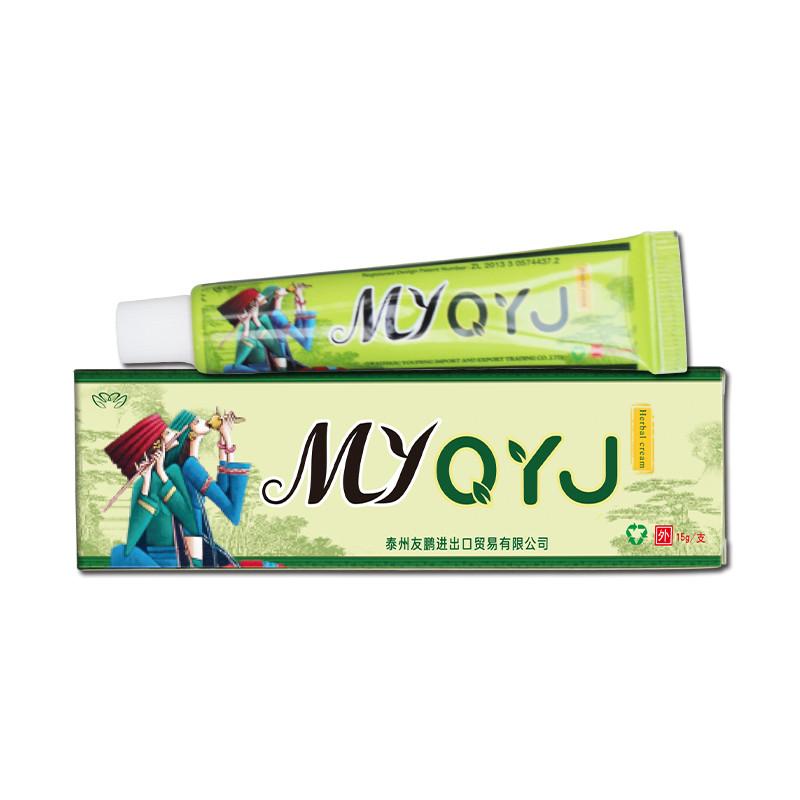 Крем от псориаза MyQyJ (МайКьюджи) , 15 г