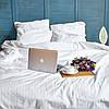 Комплект взрослого постельного белья Сноу Страйп ТМ DS Home Line H02P