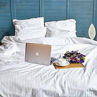 Комплект взрослого постельного белья Сноу Страйп ТМ DS Home Line H02P, фото 1