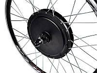 Заспицованное мотор-колесо MXUS XF39 36В 500Вт переднее, фото 1