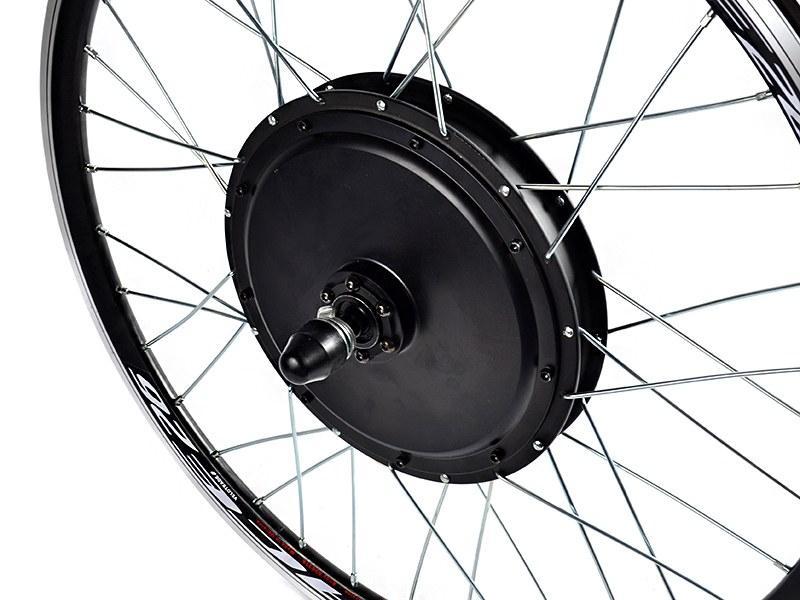 Заспицованное мотор-колесо MXUS XF39 36В 500Вт переднее
