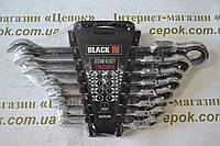 Ключі BLACK  8 - 22 мм