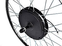 Заспицованное безредукторное мотор-колесо MXUS XF40 48В 500Вт заднее, фото 1