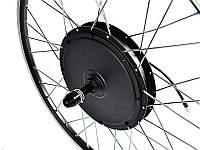 Заспицованное безредукторное мотор-колесо MXUS XF40 48В 750Вт заднее, фото 1