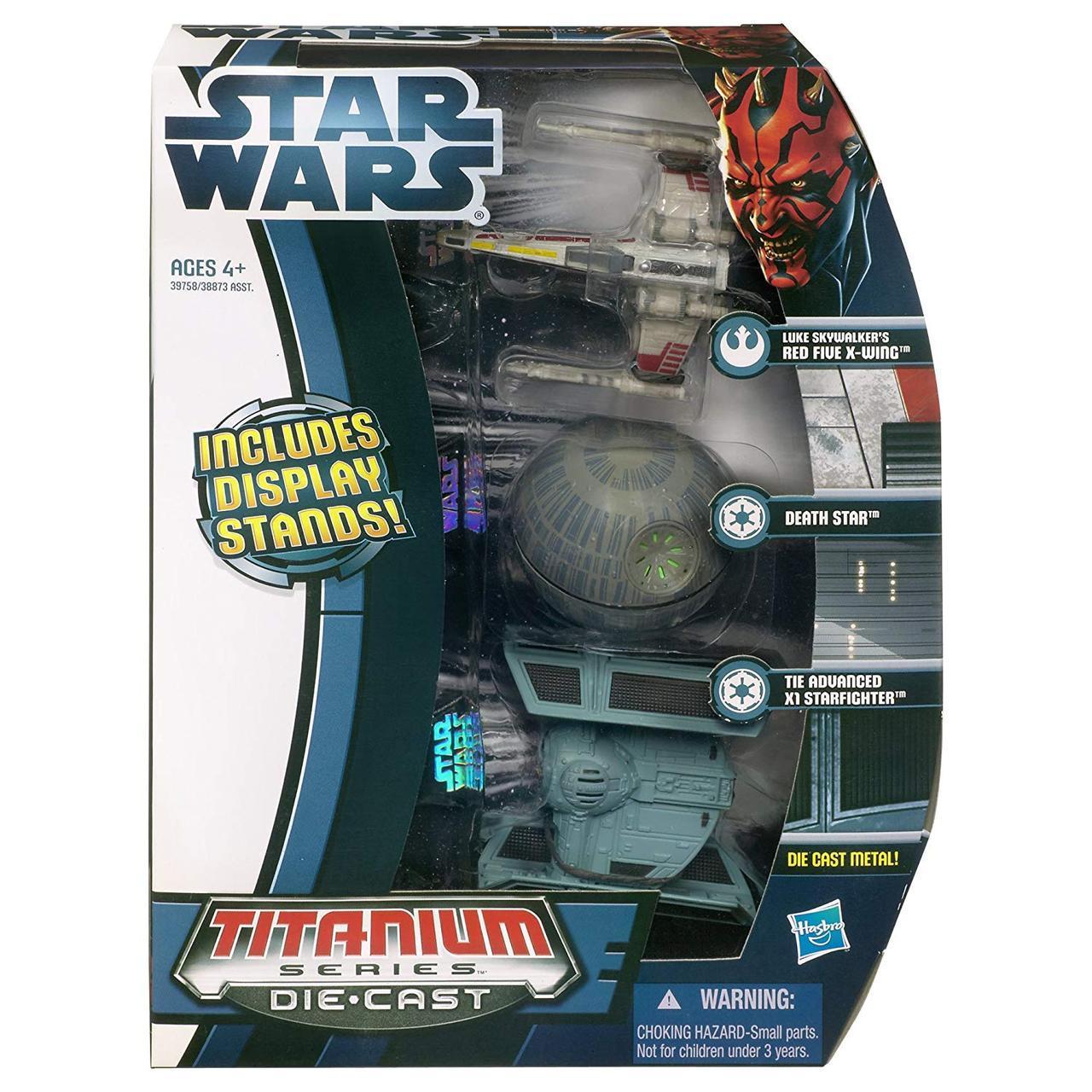 """Игровой набор космические корабли вселенной """"Звездные войны"""" - Star Wars, Die Cast, Vehicle, Hasbro"""