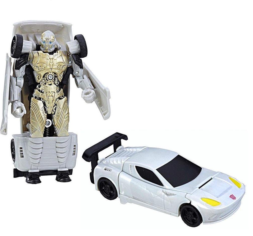 Трансформер-автобот Когман в 1-шаг, 10 cм - Cogman, One step, Turbo Changer, TF5, Hasbro