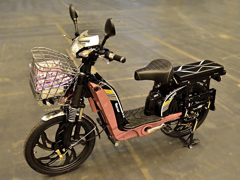Электровелосипед Партнер Cargo 60-12 New