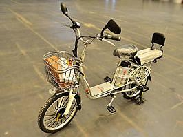 Электровелосипед Партнер Princess 350Вт