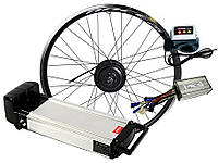 Электровелонабор заспицованый 36В 350Вт MXUS XF07-XF08 + АКБ 13 Ah, фото 1