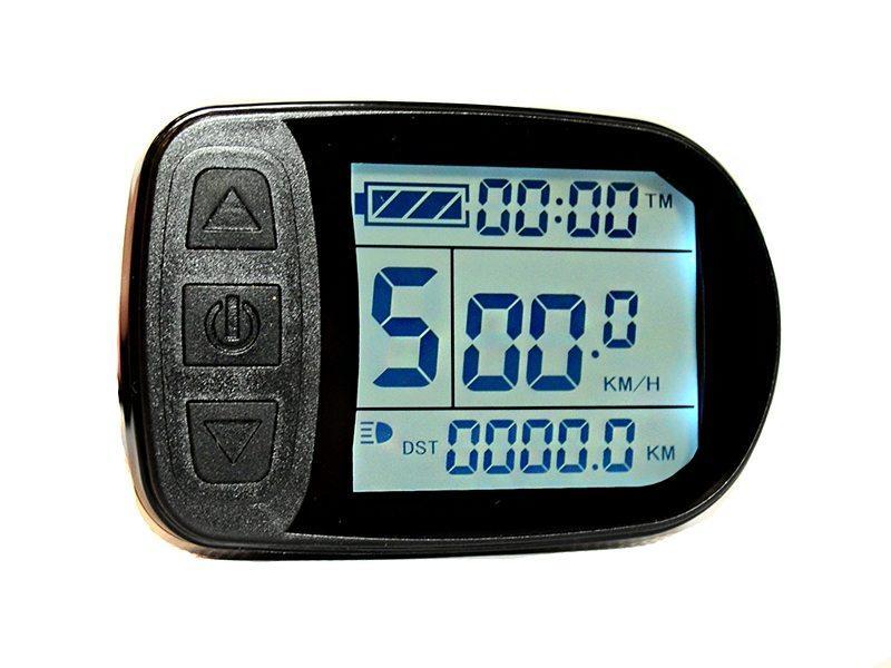 Дисплей LCD-5 24;36;48