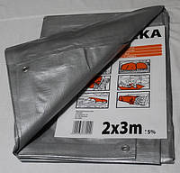 Тент водостойкий Tarpaulin SUPER MOCNY 160 г/м2 2х3м (+-5%)