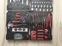 ✔️ Чемодан инструментов, ключей LEX 186CC-2 186 предметов