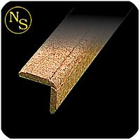 Уголок пробковый наружный LN1, 900х20х20мм