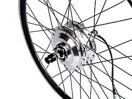 Заспицованное редукторное мотор-колесо MXUS XF04 36В 300Вт переднее
