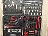 ✔️ Набір ключів LEX 186CC-2 | 186 шт | C45 інструментальна сталь і Cr-V хром-ванадый, фото 3