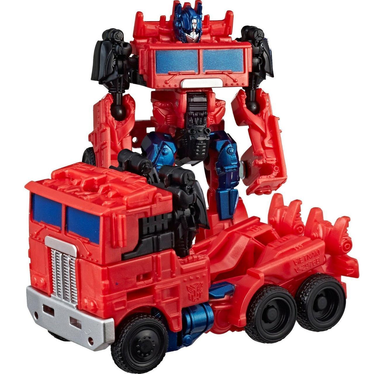 "Робот-трансформер, Оптимус Прайм, фильм ""Бамблби"" - Hasbro, ""Transformers Bumblebee"" Optimus Prime"