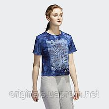 Повседневная футболка adidas Parley Wavy EB3875 2019/2
