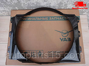 Кожух вентилятора УАЗ  () (пр-во УАЗ). 469-1309010-10. Ціна з ПДВ.