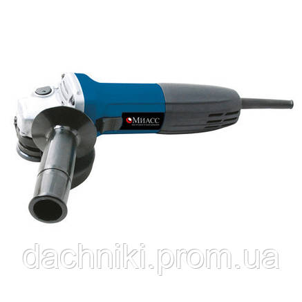 Угловая шлифовальная машина(болгарка) МИАСС УШМ 1080/125 (аналог Makita), фото 2