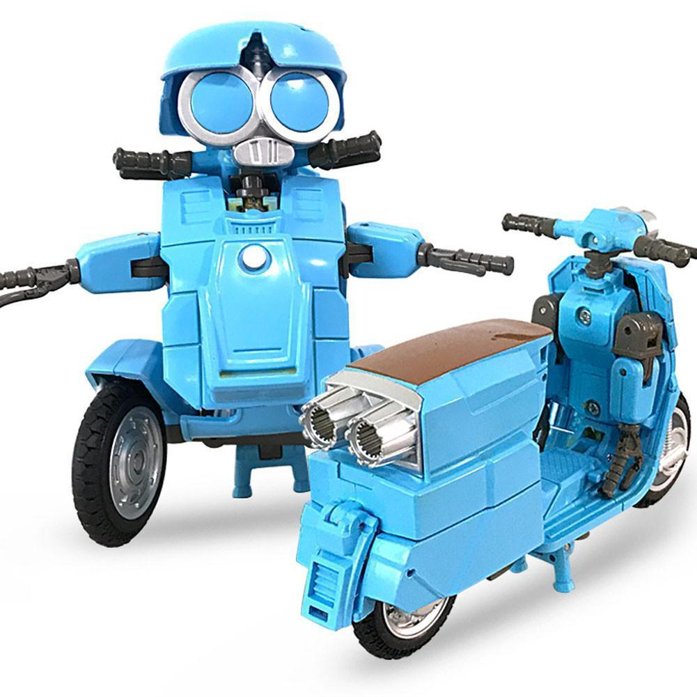 Робот-трансформер Сквикс ТФ 5 Последний Рыцарь 14 см - Hasbro, The Last Knight, Sqweeks, Deluxe Class, фото 1