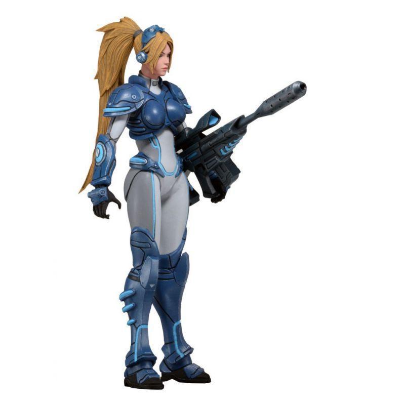Фигурка Neca Нова Герои Бури (Старкрафт 2) 15 см - Nova, Heroes of The Storm (StarCraft 2), фото 1