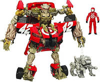 Робот-трансформер Hasbro Лидфут, Стилджо и сержант Детор - Leadfoot & Steeljew& Detour, TF2, Human Alliance, фото 1
