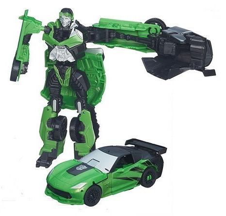 Трансформер Кроссхэйрс - Crosshairs, TF4, Power Attacker, Hasbro