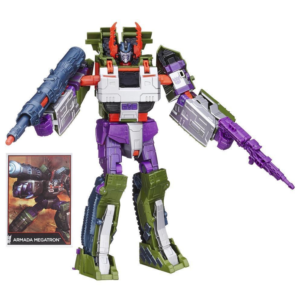 Робот-трансформер Hasbro Армада Мегатрон 25 см -  Armada Megatron, Combiner Wars, Leader Class, фото 1