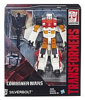 Робот-трансформер Сильверболт (Серебряная стрела) - Silverbolt, Combiner Wars, Voyager, Generations, Hasbro, фото 1