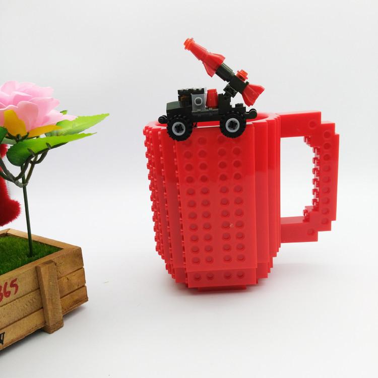 "Чашка ""Lego"", червона, Кружка ""Лего"""