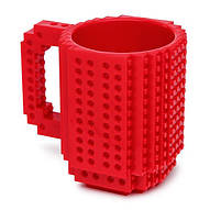 """Чашка """"Lego"""", червона, Кружка """"Лего"""", фото 2"""