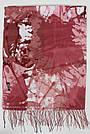 """Палантин шарф с абстракцией Eyfel """"Летиция"""" 136-1, фото 2"""