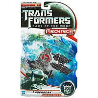 Эксклюзив! Трансформер-шпион Лазербик - Laserbeak, MechTech, Deluxe, Hasbro, фото 1